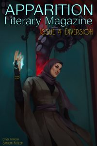 diversion issue 4 apparition literary magazine