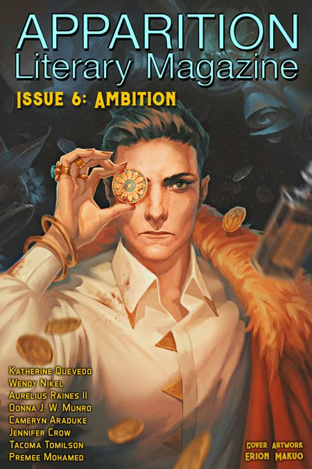 ambition issue 6 Apparition Literary Magazine