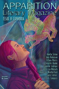 issue 8 euphoria apparition literary magazine