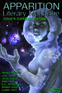 ambition issue 9 cover