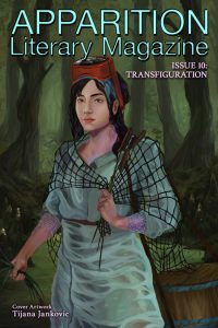 transfiguration cover issue 10 apparition literary magazine